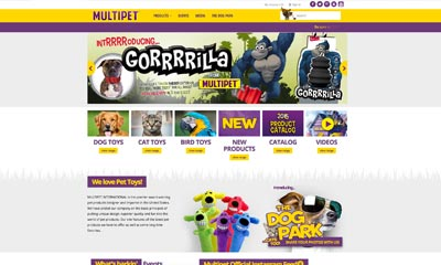 Our Work | Multipet | Drupal eCommerce