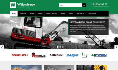 Our Work | Willowbrook Plant