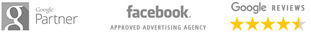 Google Partner | Facebook Approved Advertising Agency